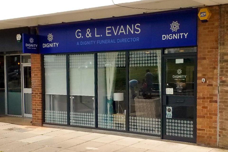 G. & L. Evans Funeral Directors