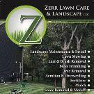Zerr Lawn Care & Landscape, LLC