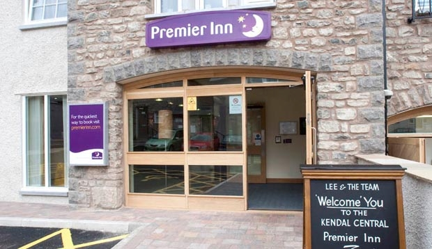 Premier Inn Kendal Central