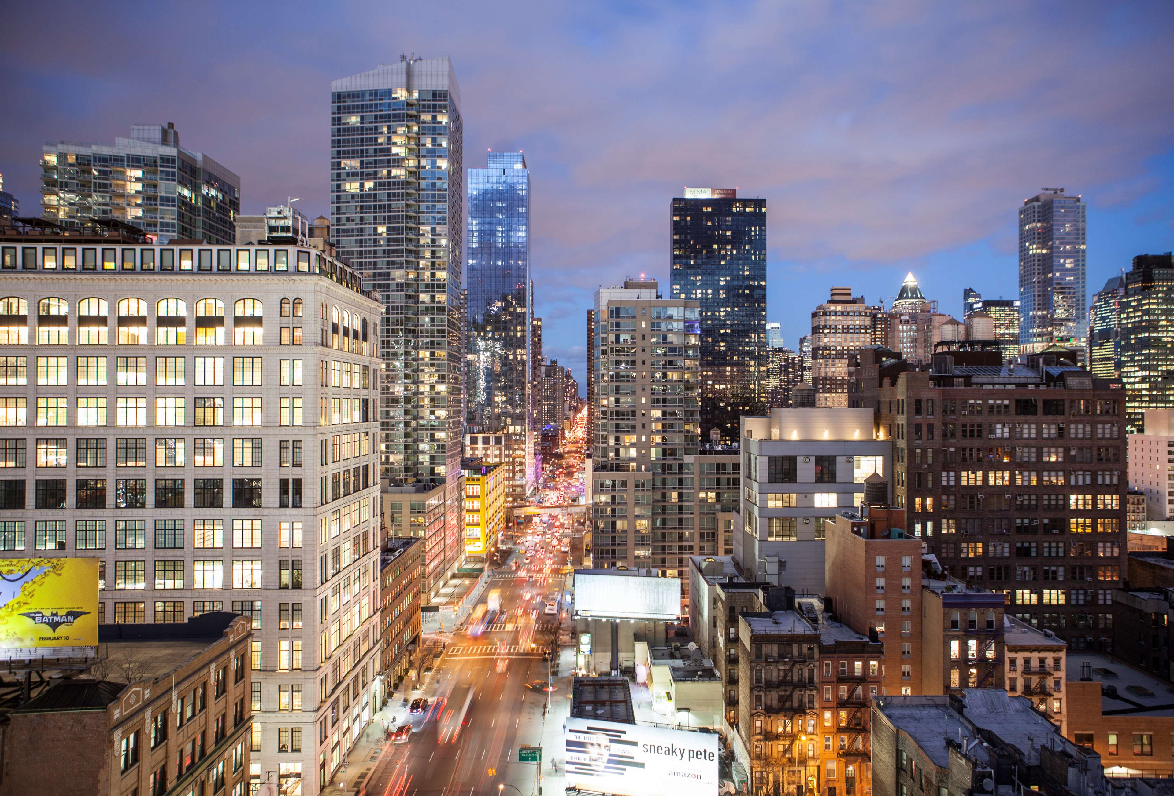 New York Midtown Car Rental