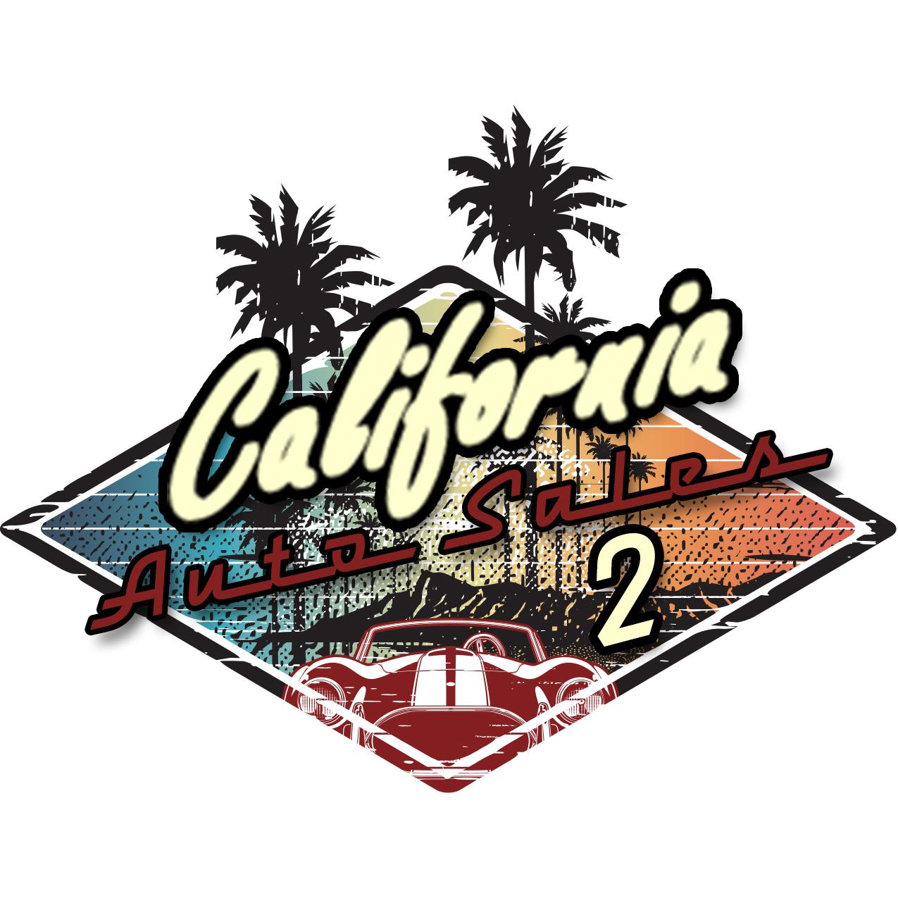California Auto Sales 2