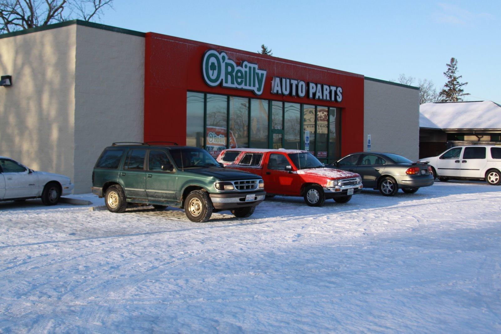 O Reilly Auto Parts Belvidere Illinois Il