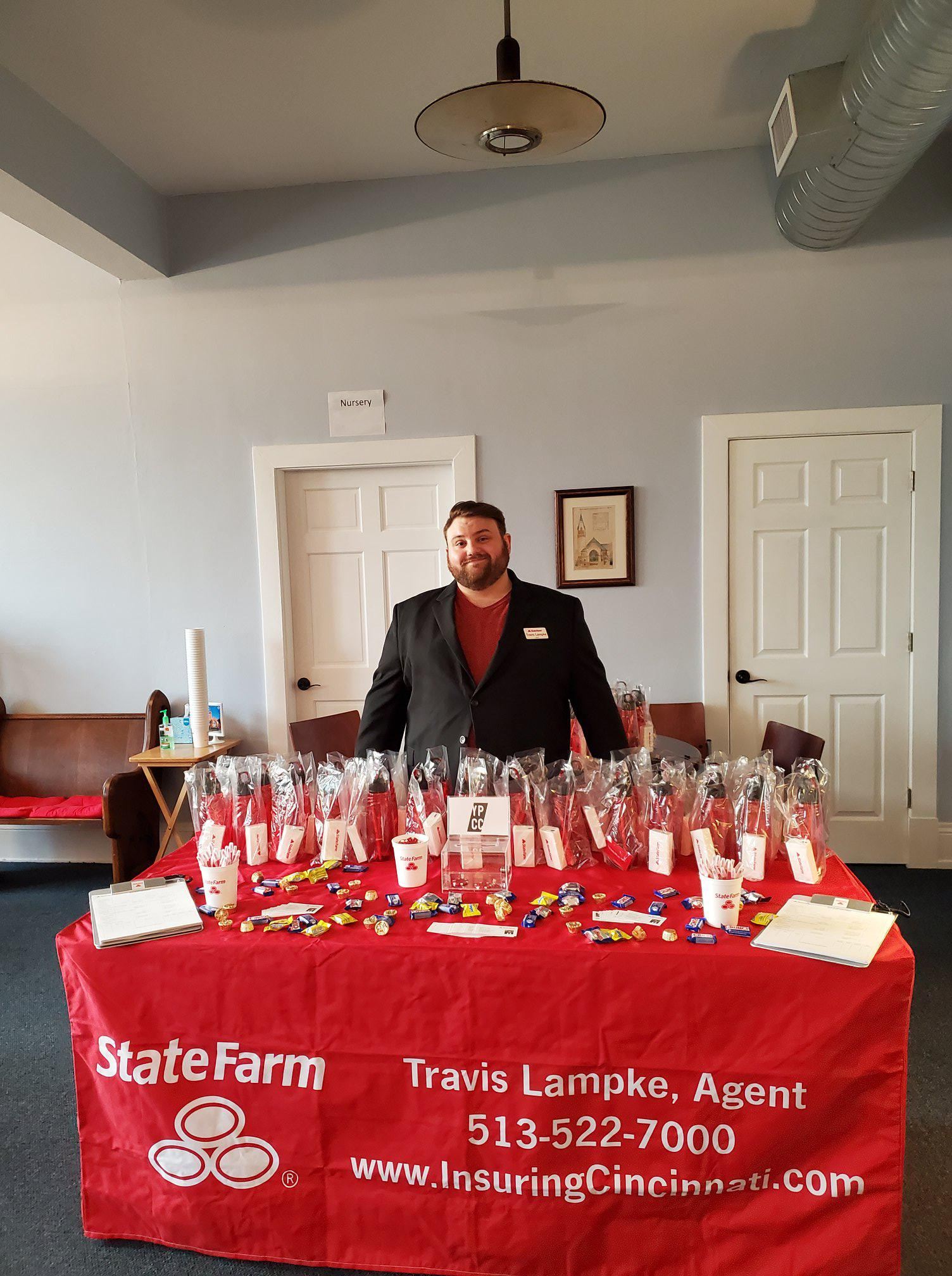 Travis Lampke - State Farm Insurance Agent