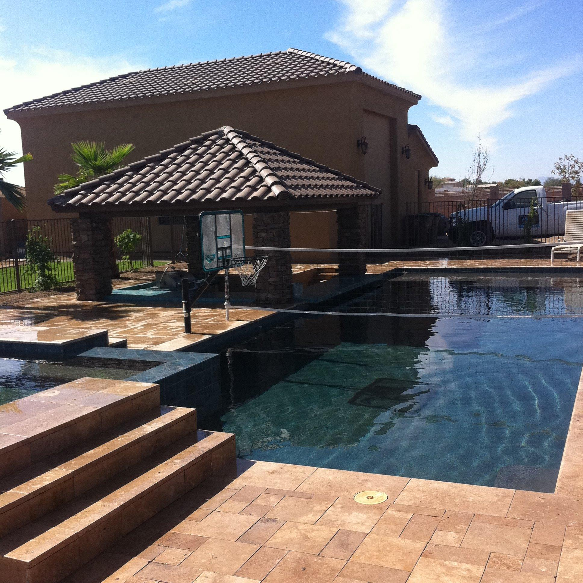 Aqua Pool Designs In Gilbert Az 85298