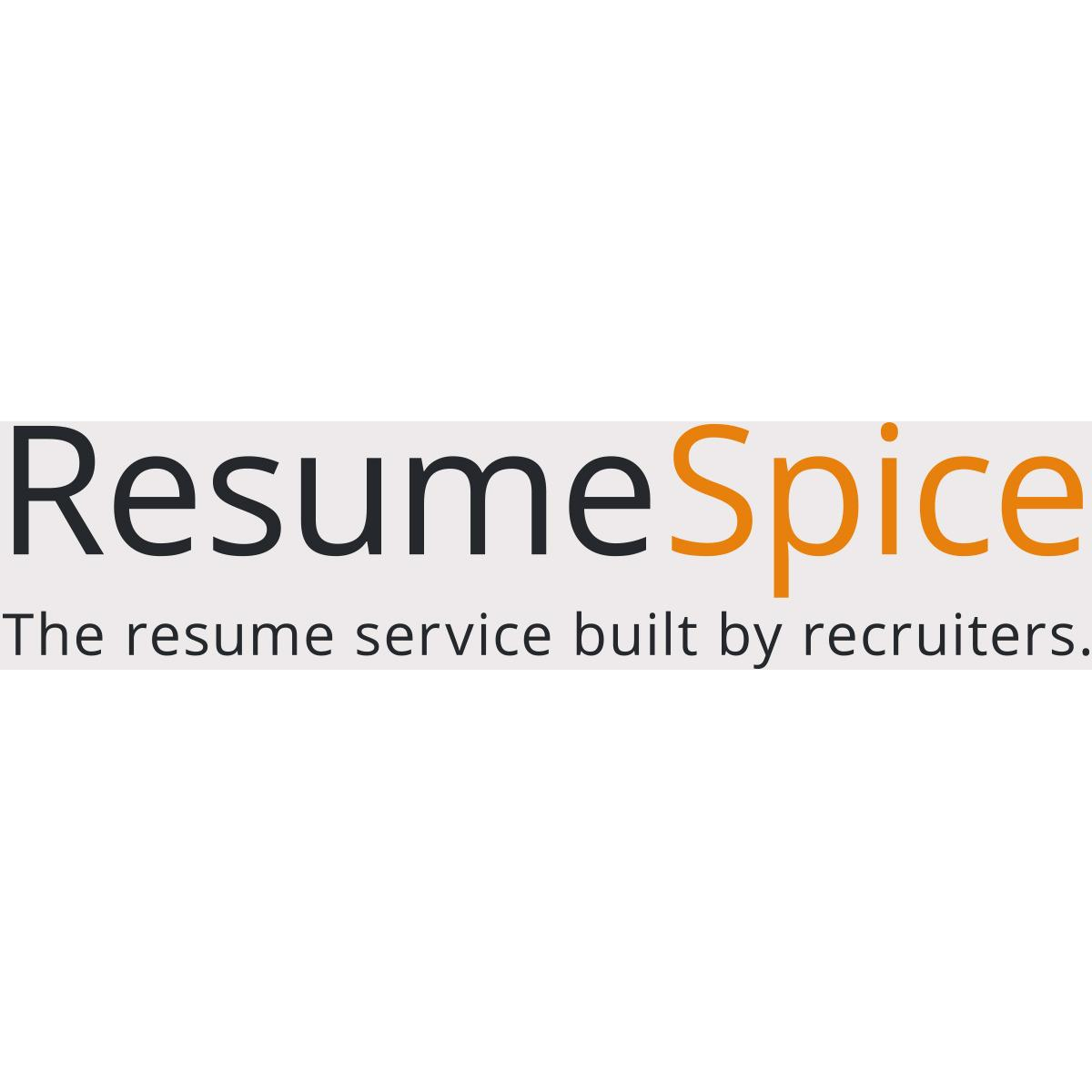 Resumespice Professional Resume Writing And Career Coaching