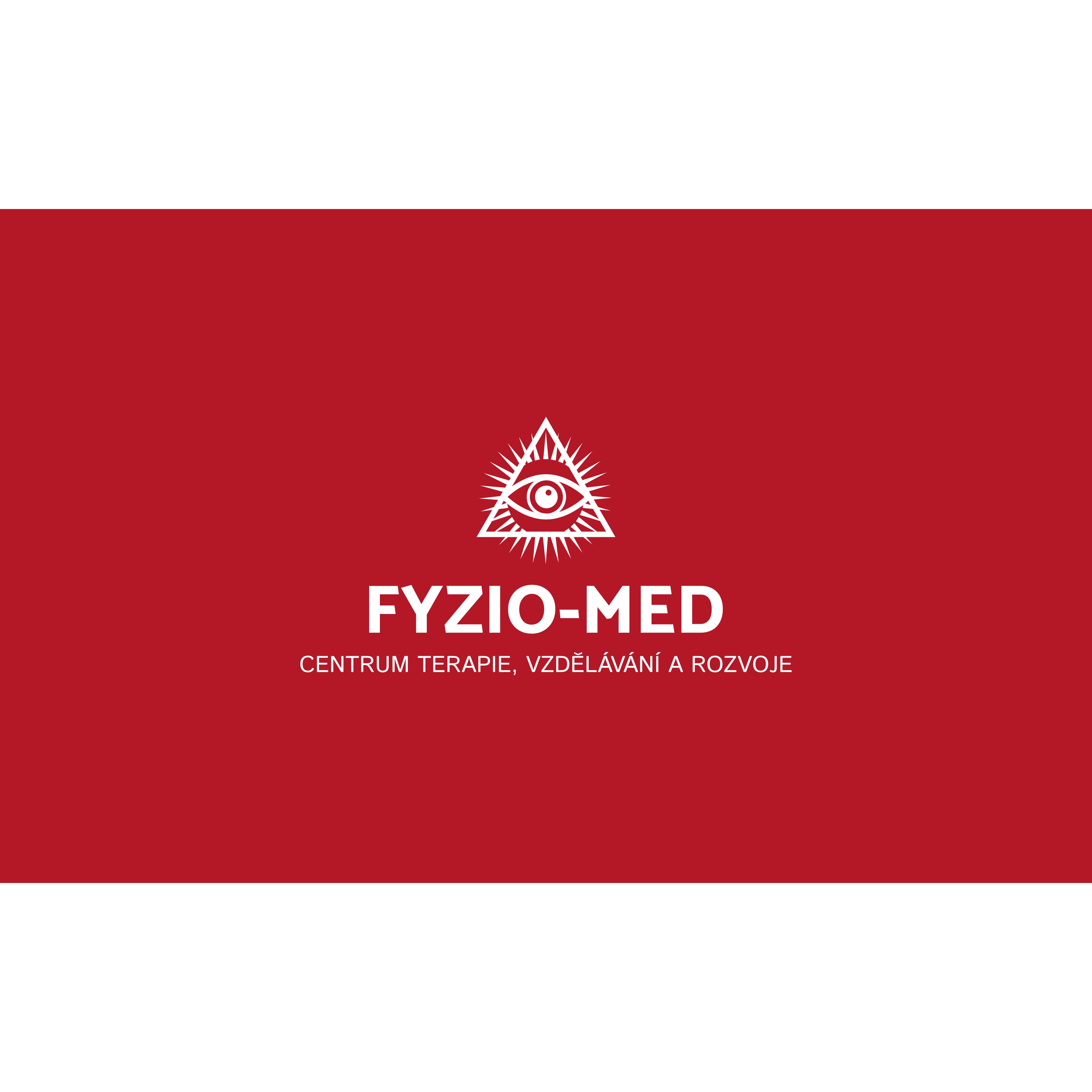 Centrum terapie, vzdělávání a rozvoje FYZIO-MED Logo