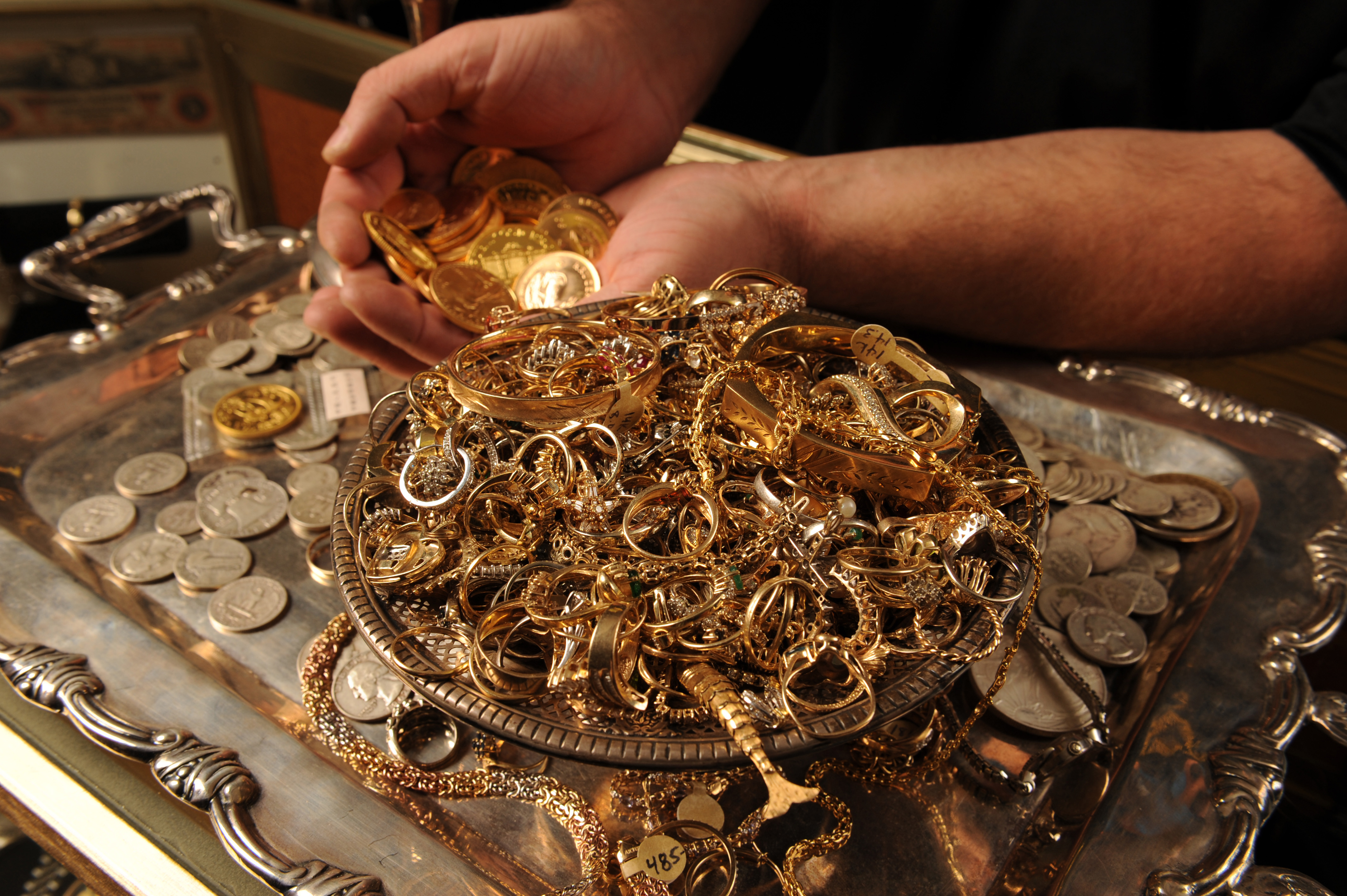 Gold And Coin Exchange | Buy Sell Gift Cards Atlanta - Marietta, GA -