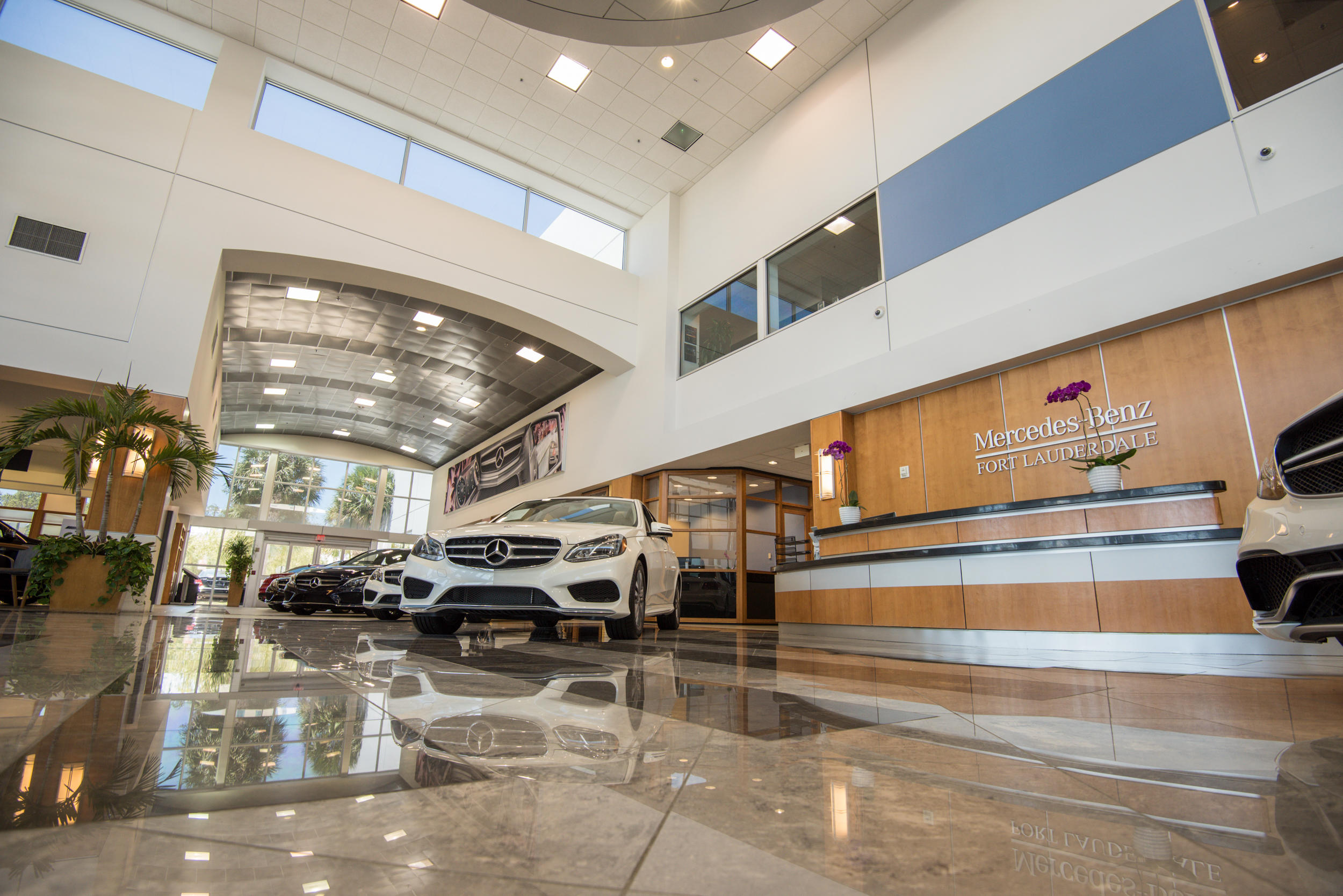 Mercedes benz of ft lauderdale coupons near me in ft for Mercedes benz oil change near me
