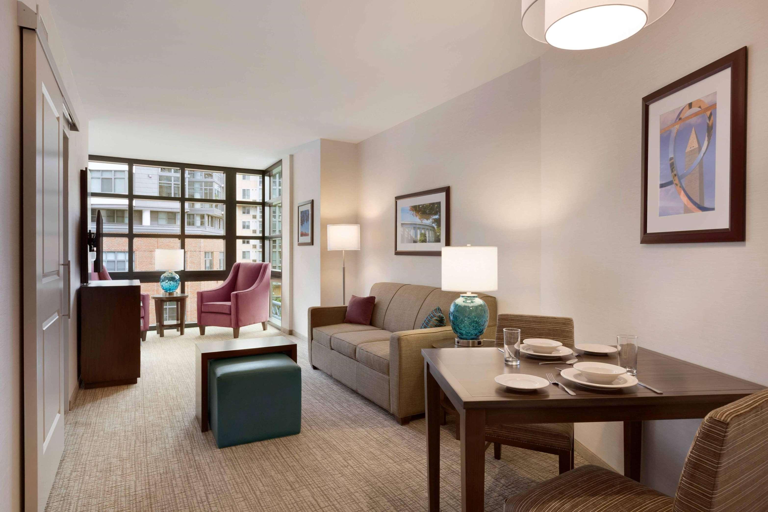 Homewood Suites By Hilton Washington Dc Convention Center Washington Dc Dc