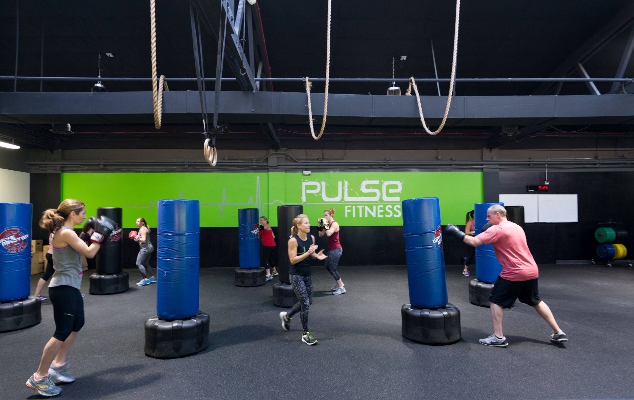 Pulse Boxing Club Amp Fitness Highland Park Illinois Il