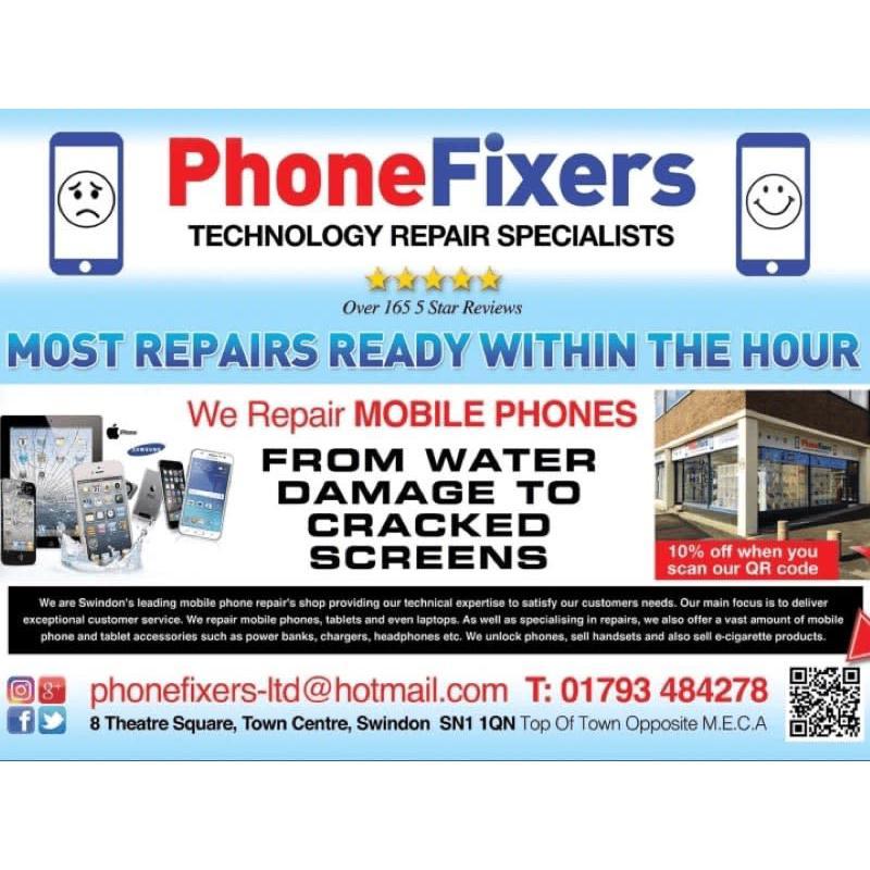 Phone Fixers Ltd - Swindon, Wiltshire  - 01793 484278   ShowMeLocal.com