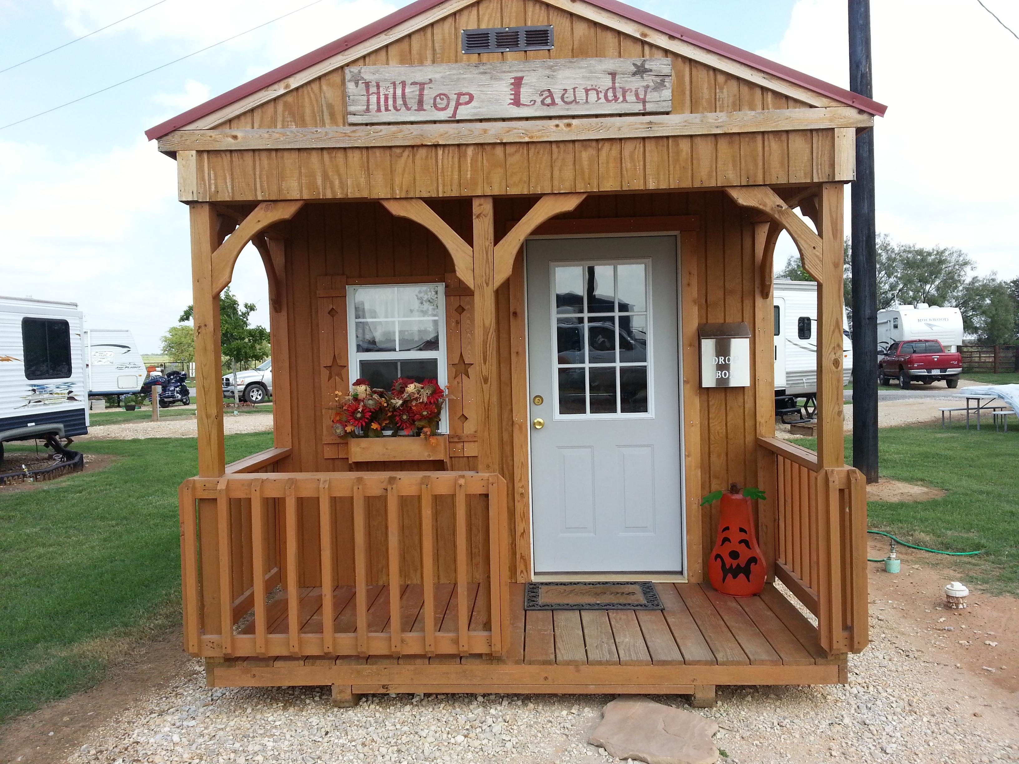 Hilltop RV Park In Pleasanton TX 78064
