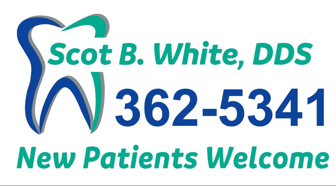 White, Scot B. DDS - Crawfordsville, IN 47933 - (765)362-5341   ShowMeLocal.com