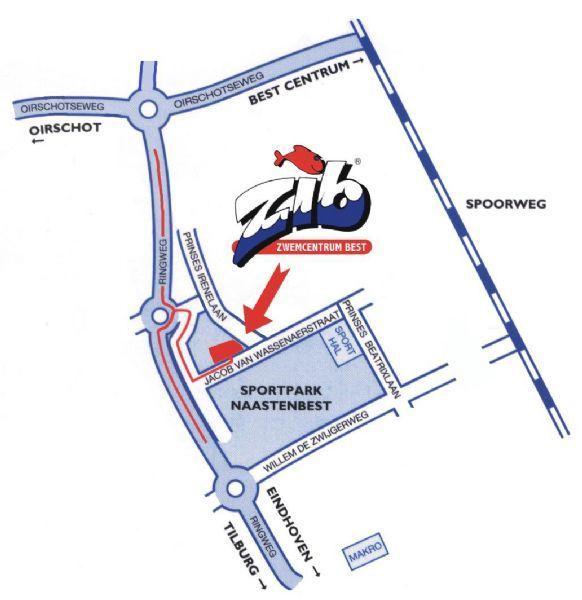 ZIB Zwemcentrum Best