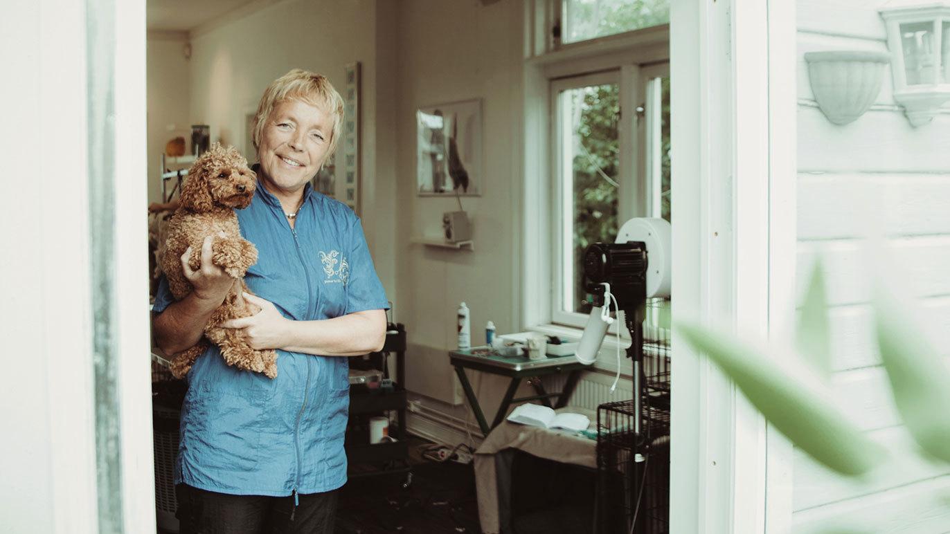 Snuta Hundeklipp Mette Ødegård Kristiansen