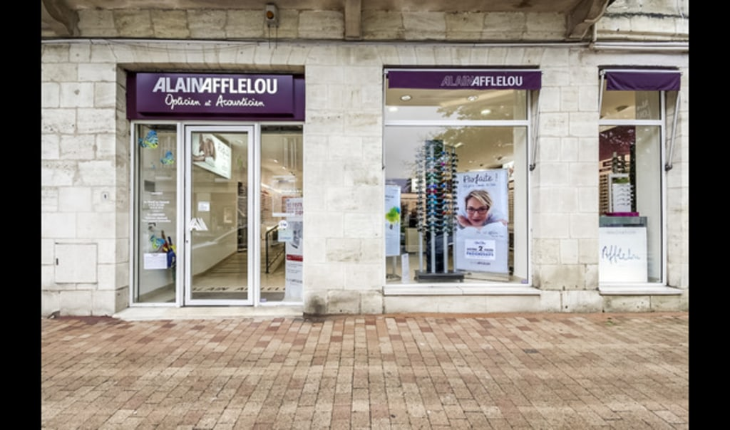 Opticien Alain Afflelou