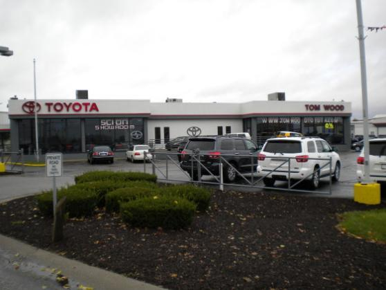 Tom Wood Toyota Scion In Indianapolis In 46254