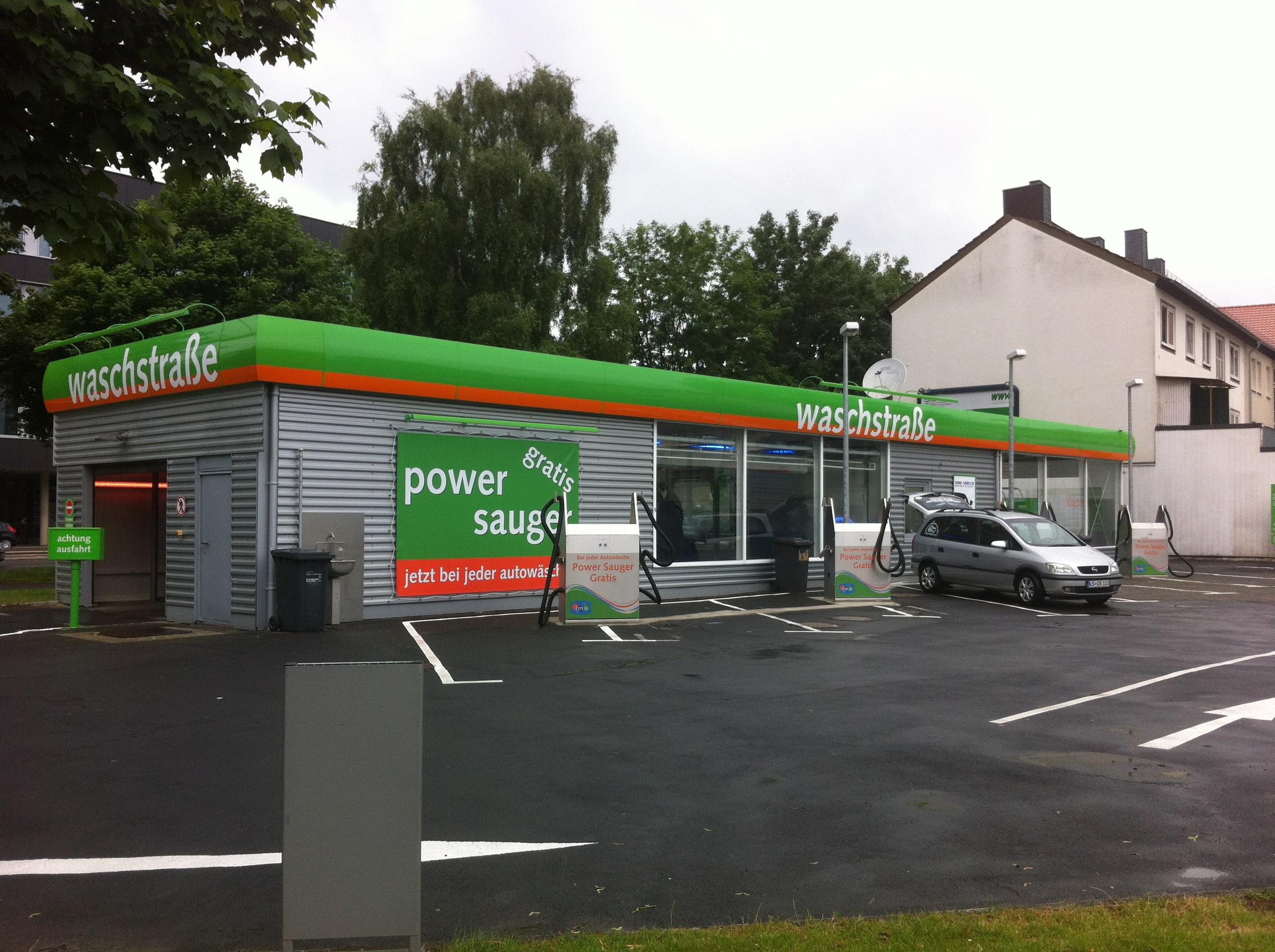Auto Waschen Kassel