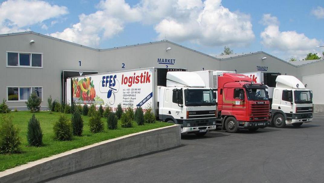 EFES, spol. s r.o. -  provozovna Pardubice