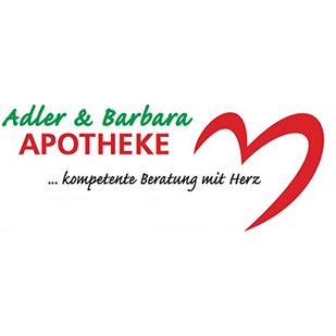 Logo der Adler & Barbara Apotheke
