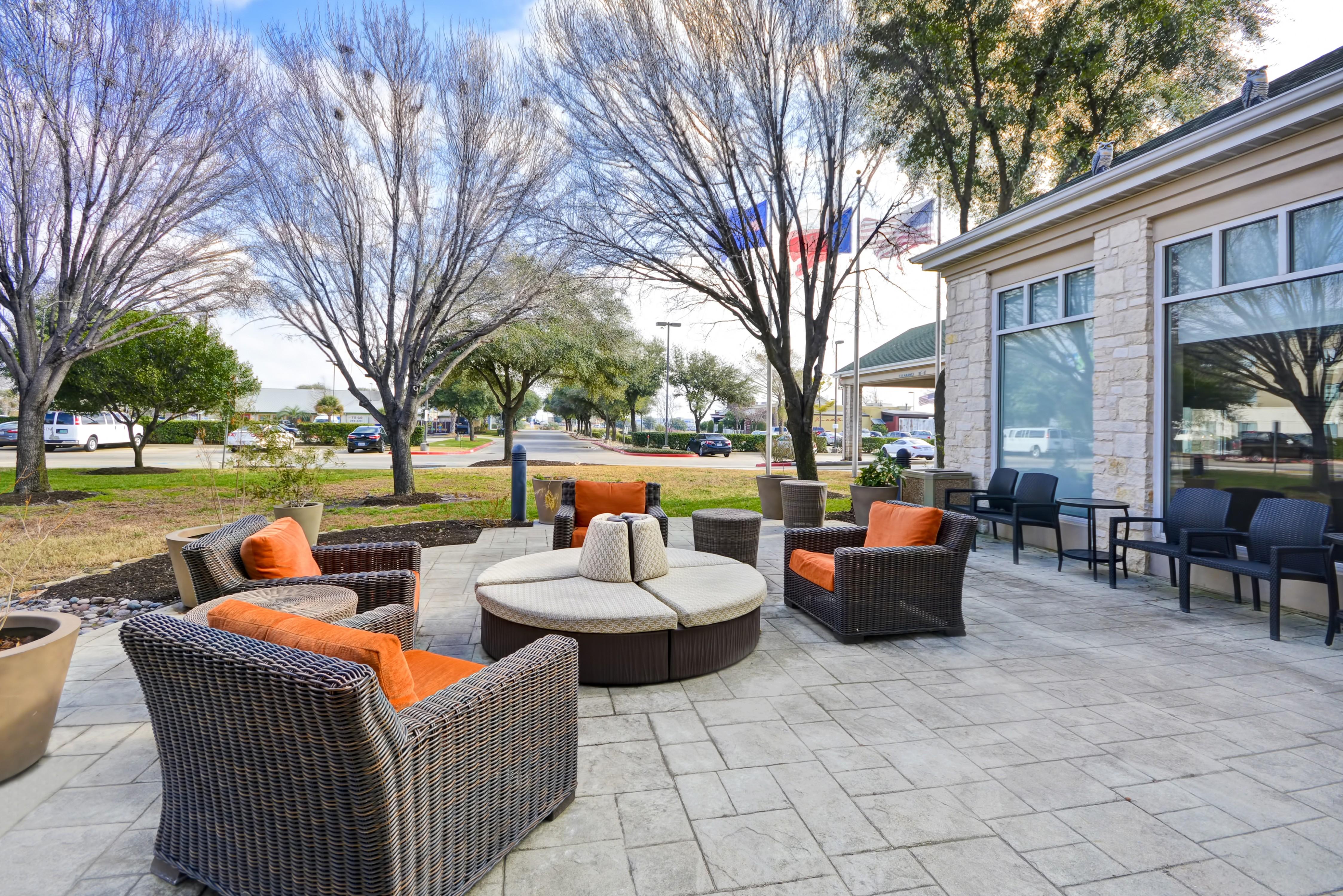 Hilton Garden Inn Austin Round Rock In Round Rock Tx