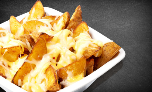 Käse-Wedges