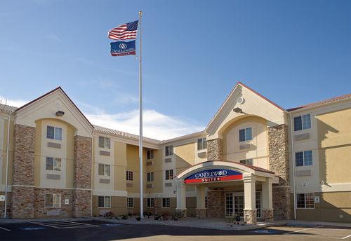 Candlewood Suites Boise Meridian Meridian Idaho Id