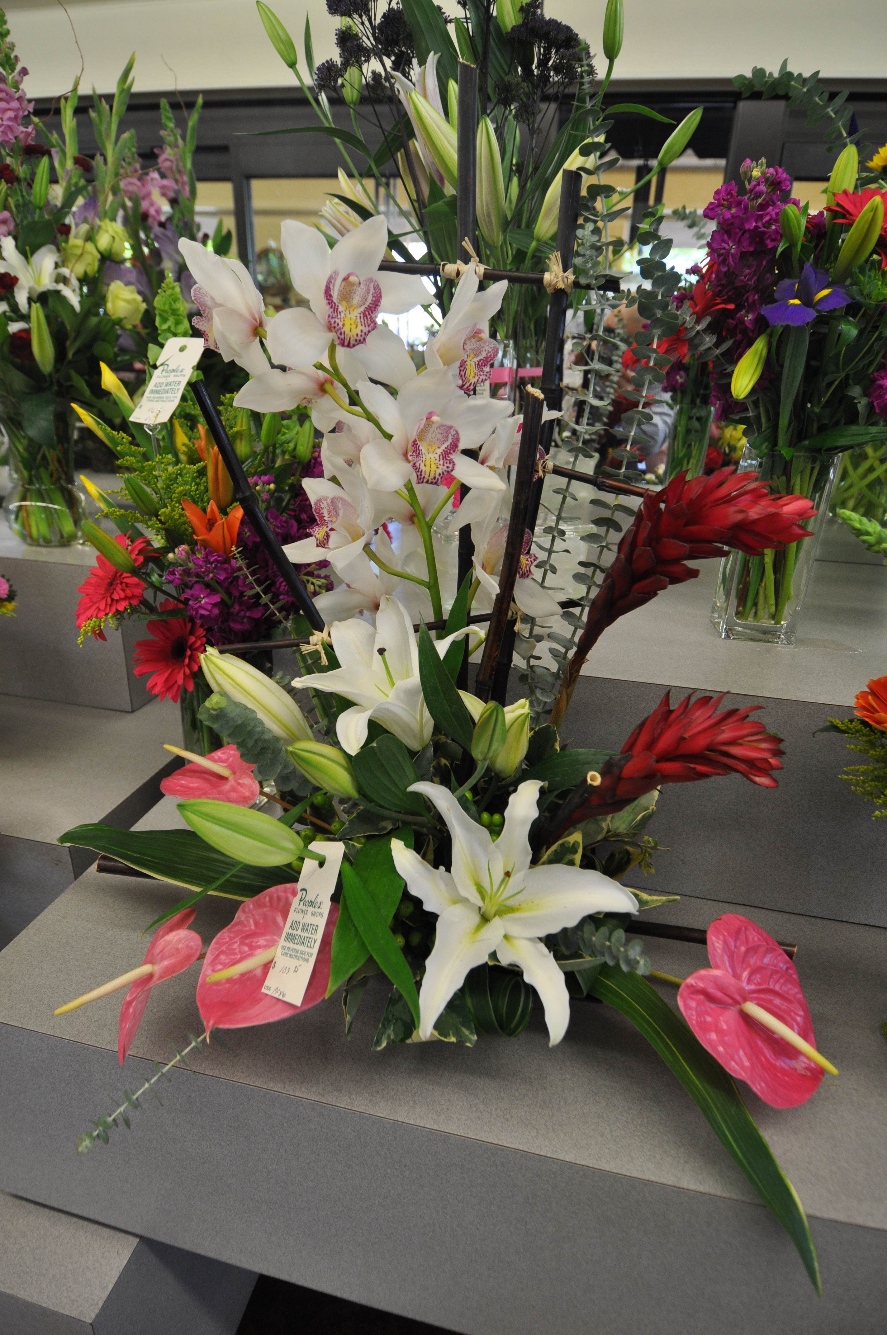 Peoples Flower Shops Main Location Albuquerque New Mexico NM LocalDataba