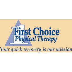 First Choice PT