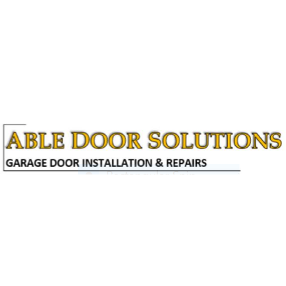 Able Door Solutions - Prestwick, Ayrshire KA9 2EH - 07769 599686 | ShowMeLocal.com