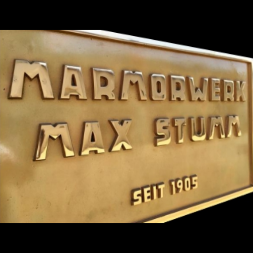 Marmorwerk Stumm seit 1905