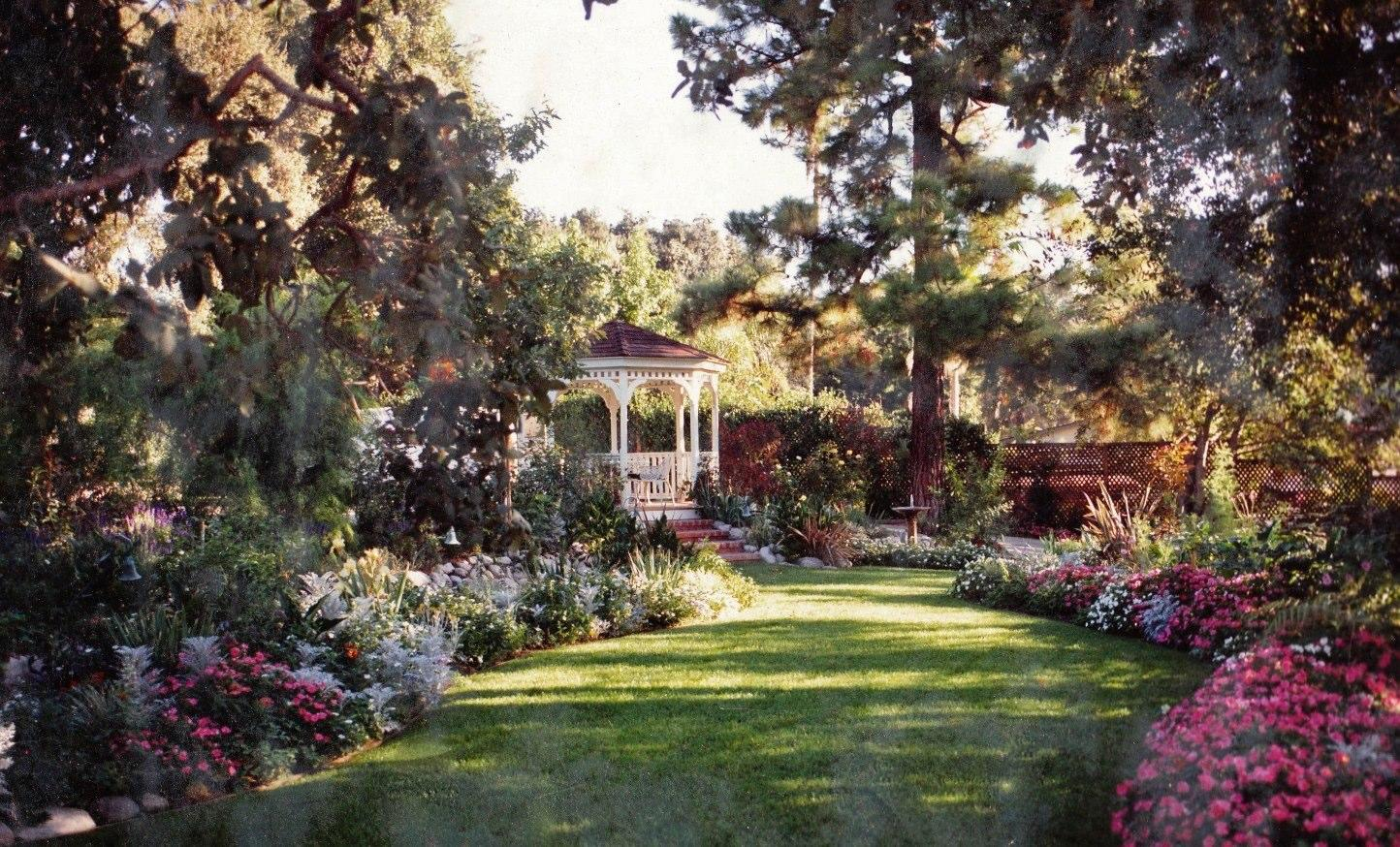 Walter Royal Fouts Landscaping Landscape Designers Monrovia California