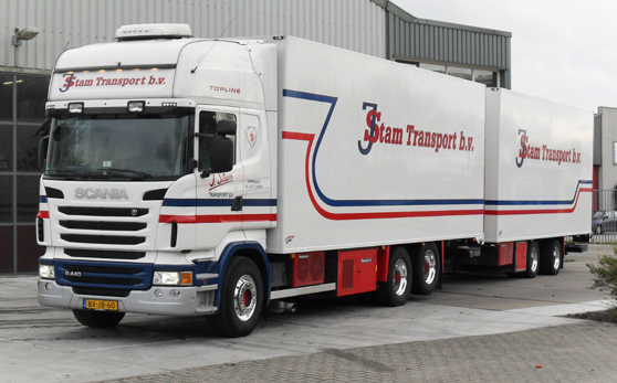 Stam Transport BV J