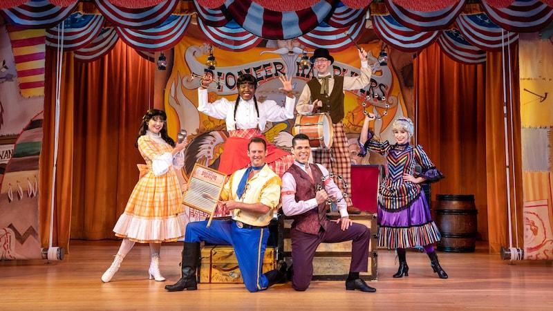 Hoop-Dee-Doo Musical Revue - Temporarily Unavailable