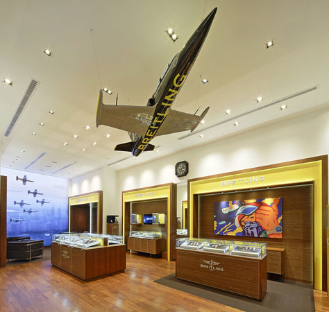 BREITLING BOUTIQUE PAVILION MALAYSI