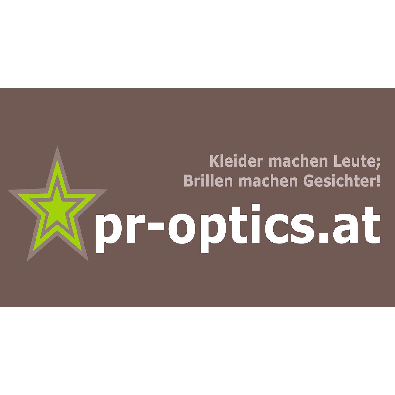 PR-OPTICS - Logo