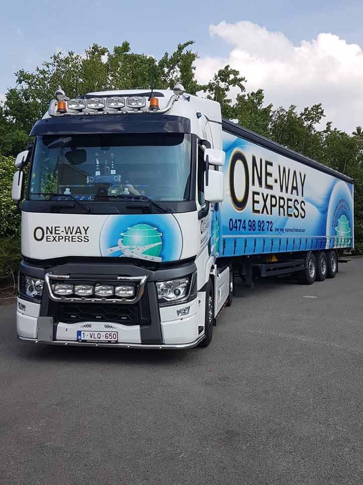 One Way Express