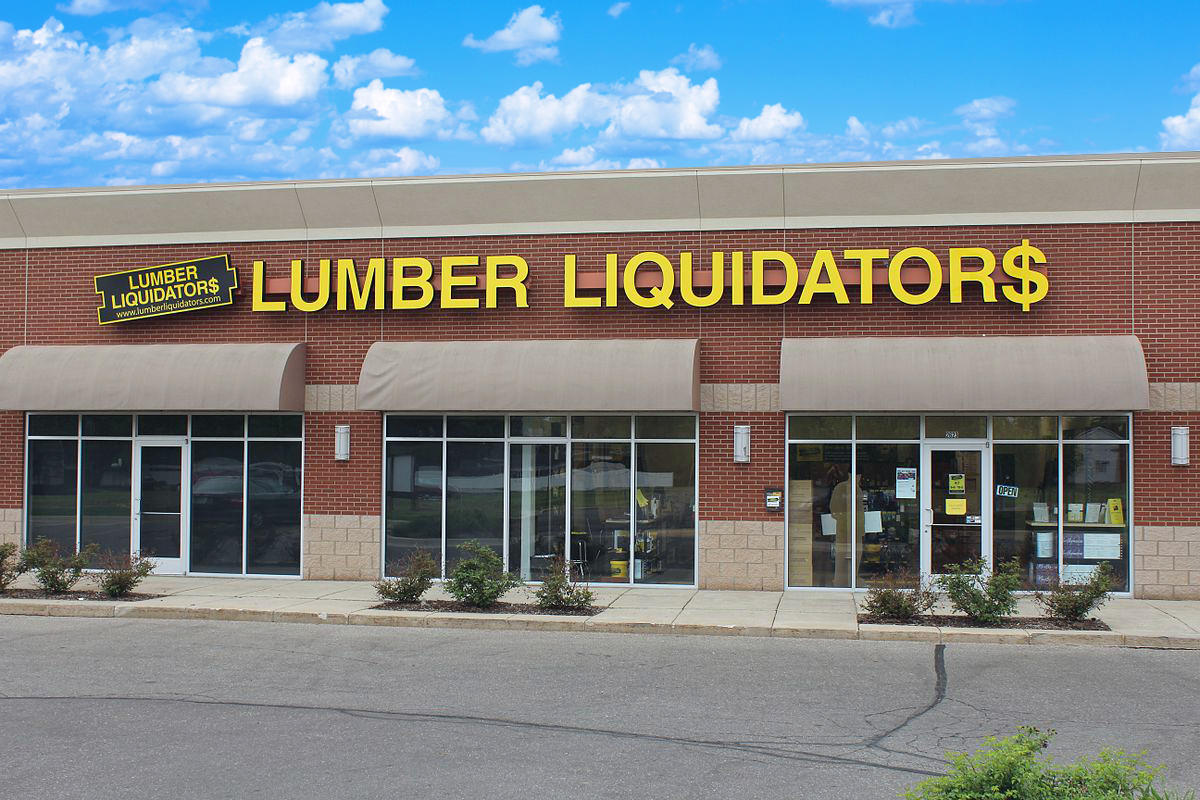 Lumber Liquidators Flooring