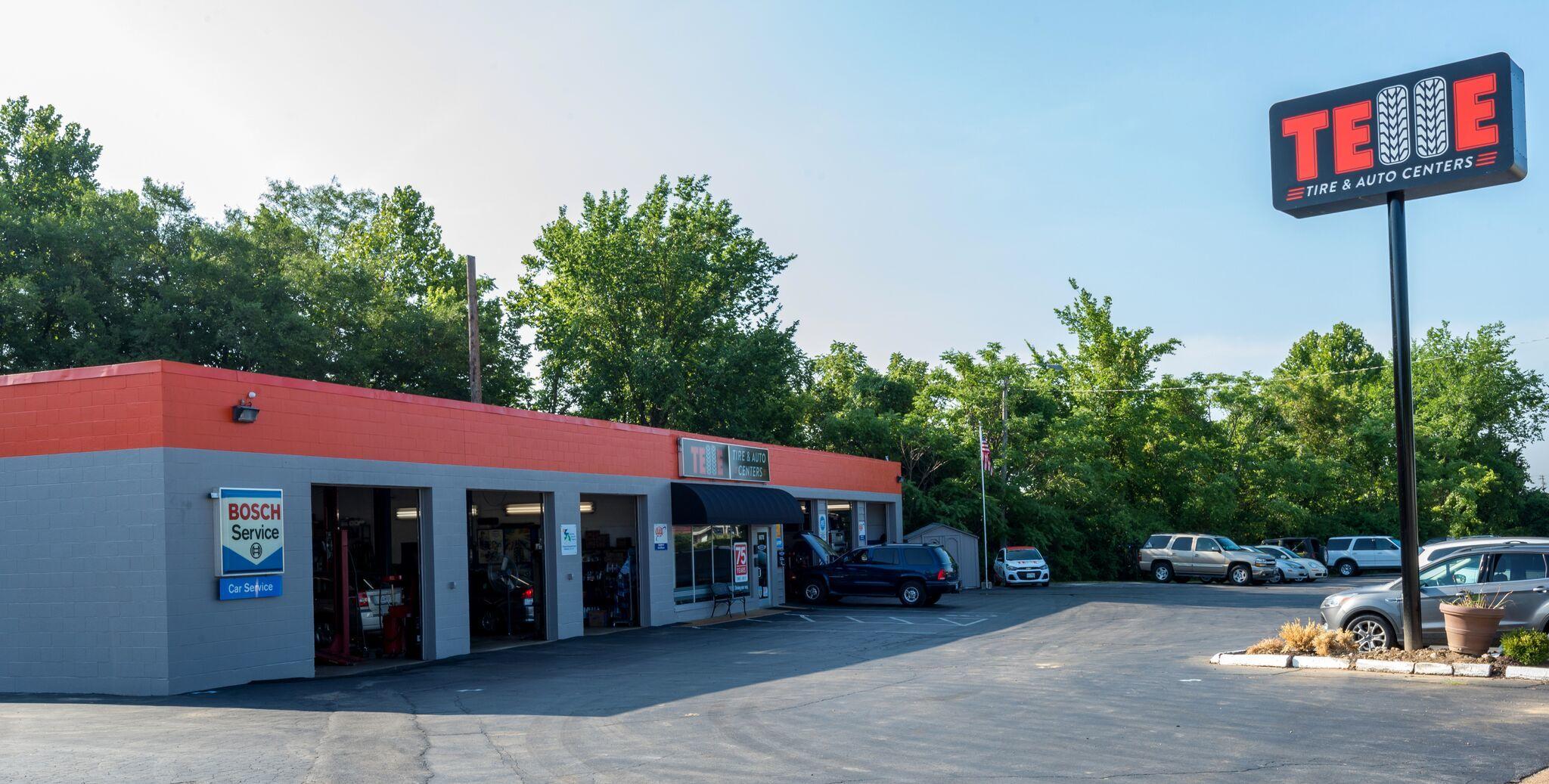 Telle Tire Amp Auto Centers Saint Louis Missouri Mo