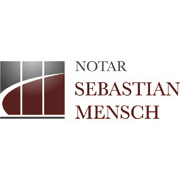 Notar Sebastian Mensch