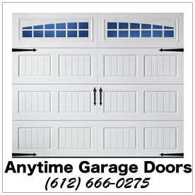 Anytime garage door repair minneapolis in minneapolis mn for Garage door repair minneapolis