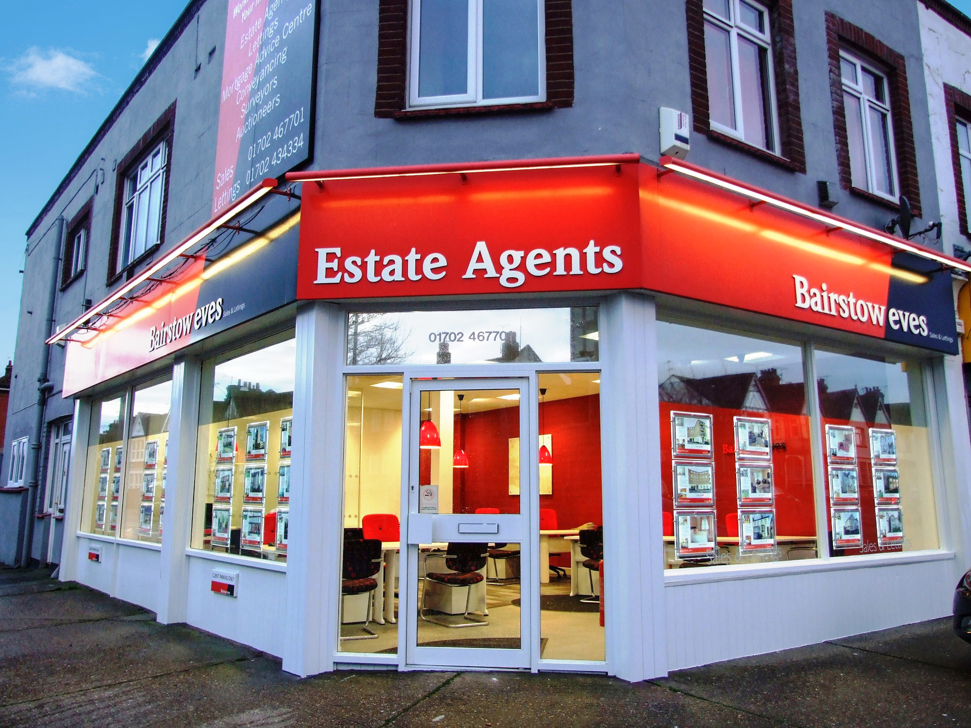Bairstow Eves Estate Agents Southend-on-Sea