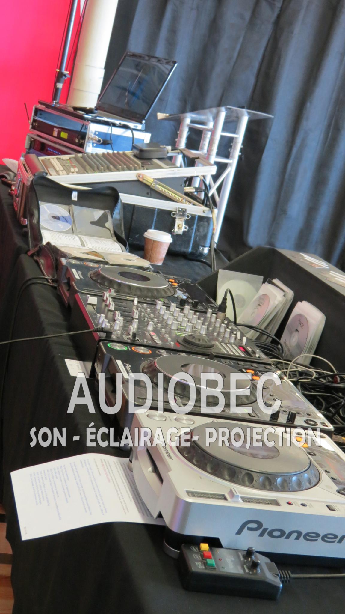 Audiobec Enr à Saint-Jérôme