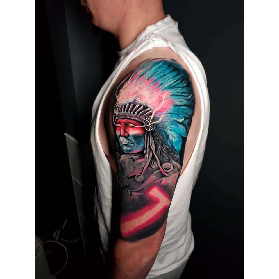 KHI Way Tattoo Artist - Bournemouth, Dorset BH1 1SA - 07770 333317 | ShowMeLocal.com