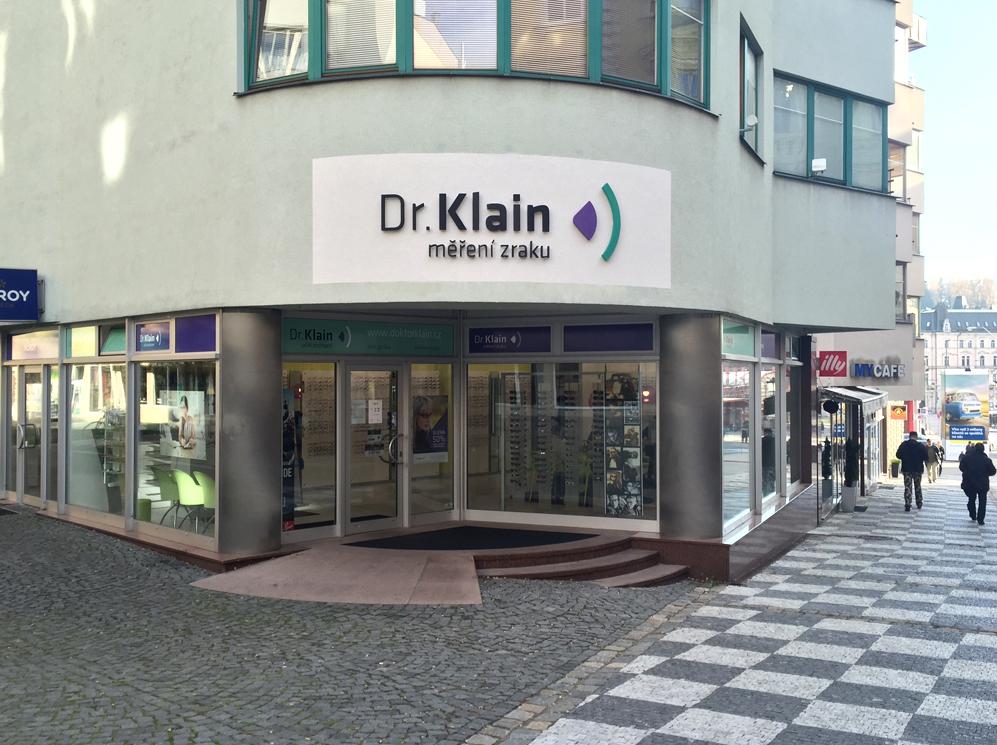 Oční optika Doktor Klain
