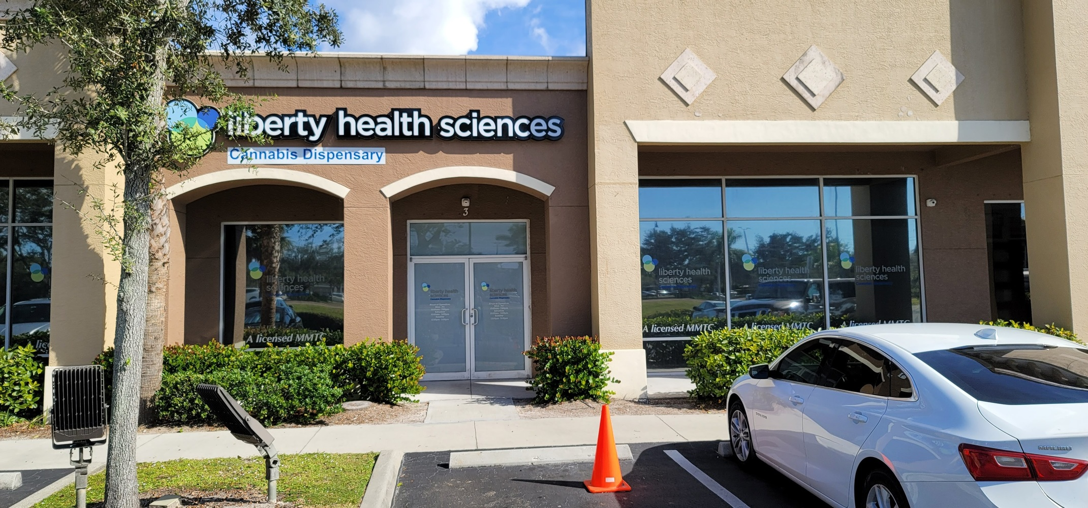 Liberty Health Sciences Medical Marijuana Dispensary Bonita Springs