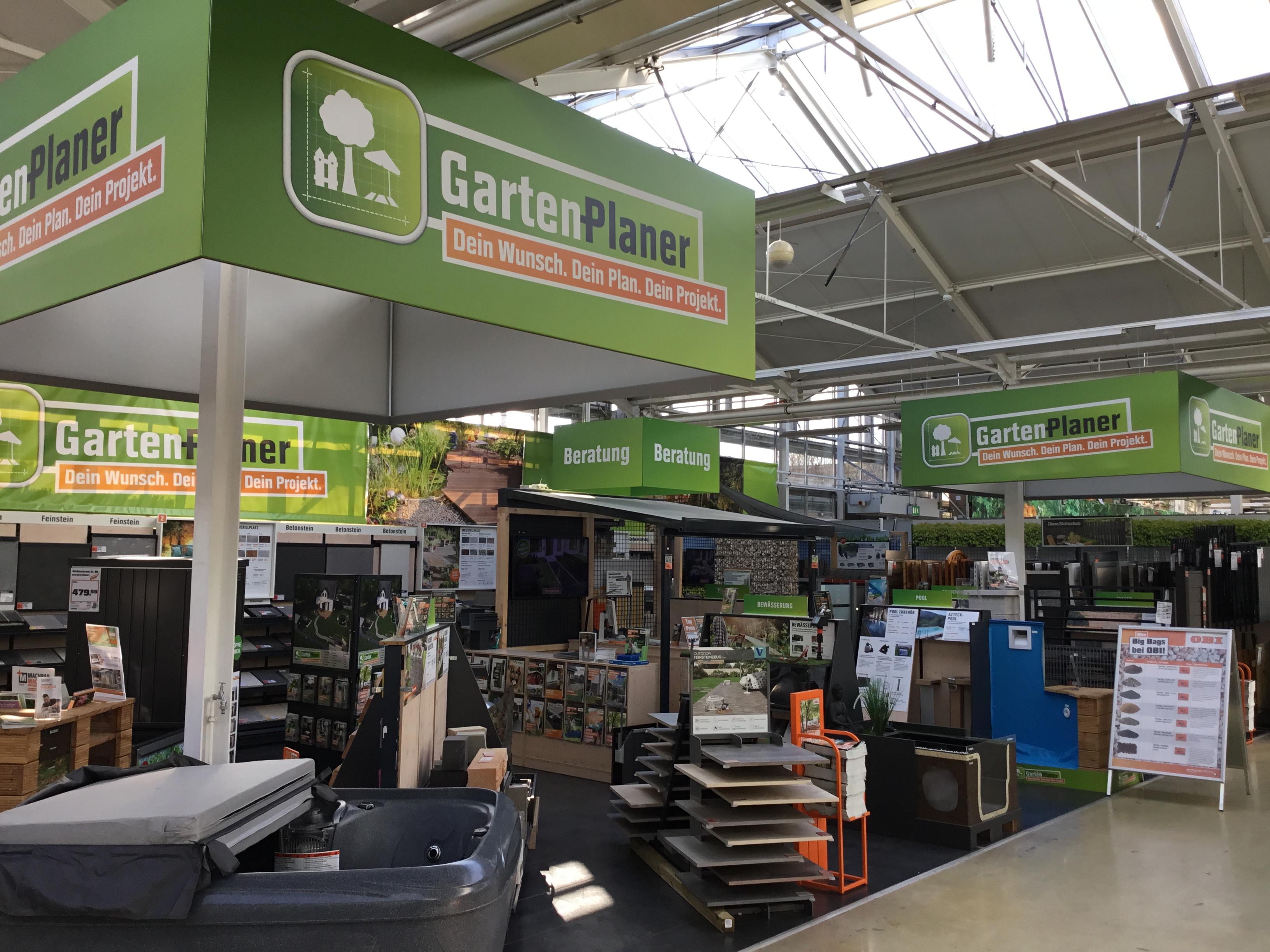 OBI Markt Göttingen -Gartenplaner-