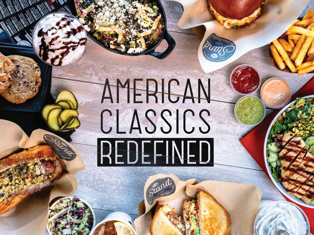 "The Stand ""American Classics Redefined"""