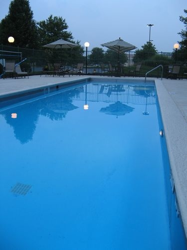 Holiday Inn Express St Louis Airport Riverport Maryland