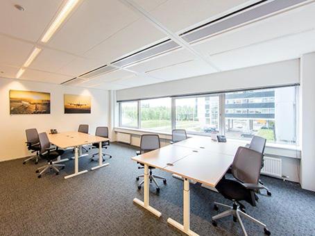 Regus - Schiphol, The Base